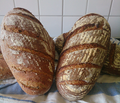 featured image thumbnail for post Ragnar Rye - dark apple and sour dough limpa style bread