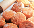 featured image thumbnail for post Oat muffin buns - breakfast bread buns
